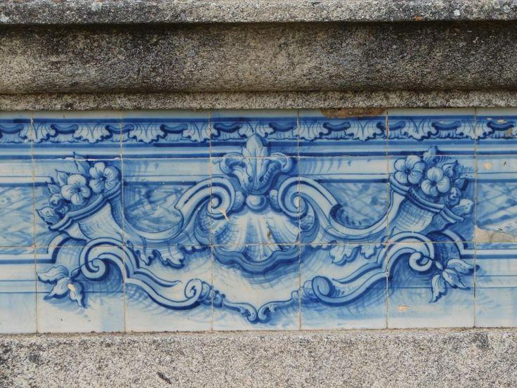 Sendim - Estação de Caminhos de Ferro - Azulejos - Teorias e Fotografias