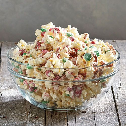 Holiday+Popcorn+Crunch+Bark+-+The+Pampered+Chef®