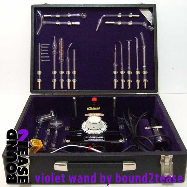 Violet wand