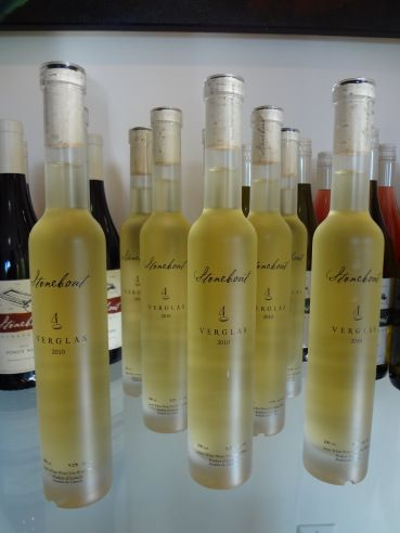 Yes, please! Stoneboat Vineyard ice wine! One of the best dessert wines I have ever had!
