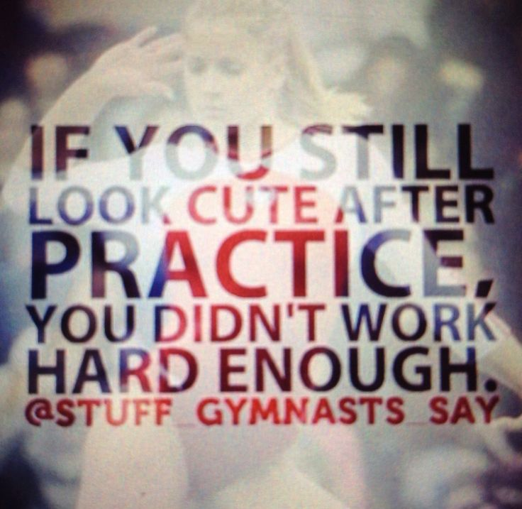 Short Gymnastics Quotes And Sayings: 1000+ Images About Gymnastics Sayings On Pinterest