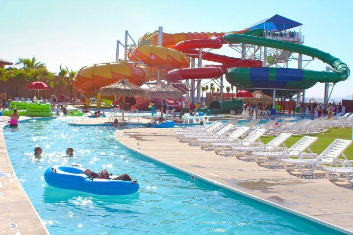 Waylons Water World - Cool water fun in Yuma, AZ.