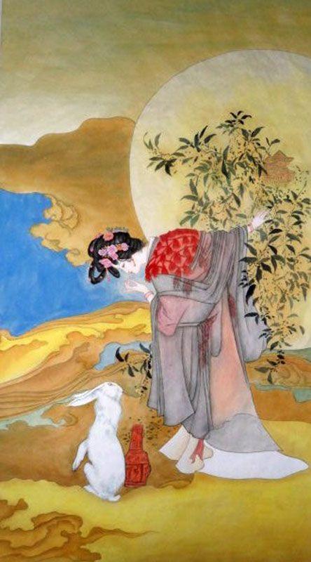 Other Mythological Characters,55cm x 100cm(22〃 x 39〃),3802002-z