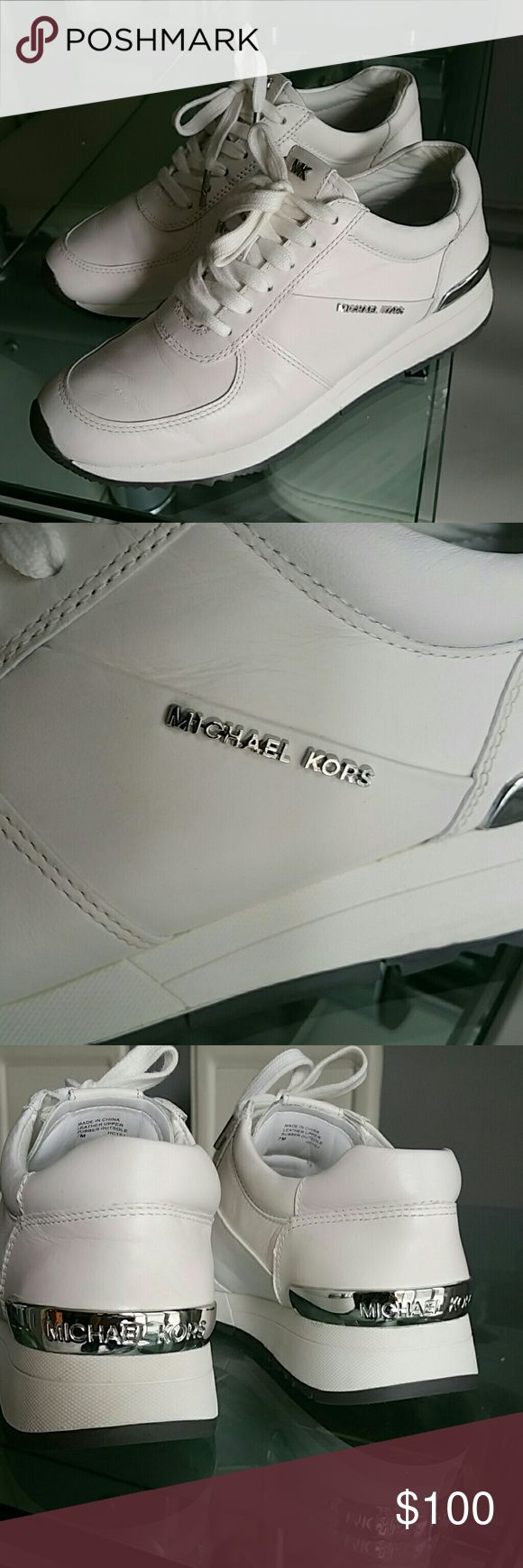 Michael Kors Casual trainer shoes Like new Tv 150 Michael Kors Shoes Athletic Shoes