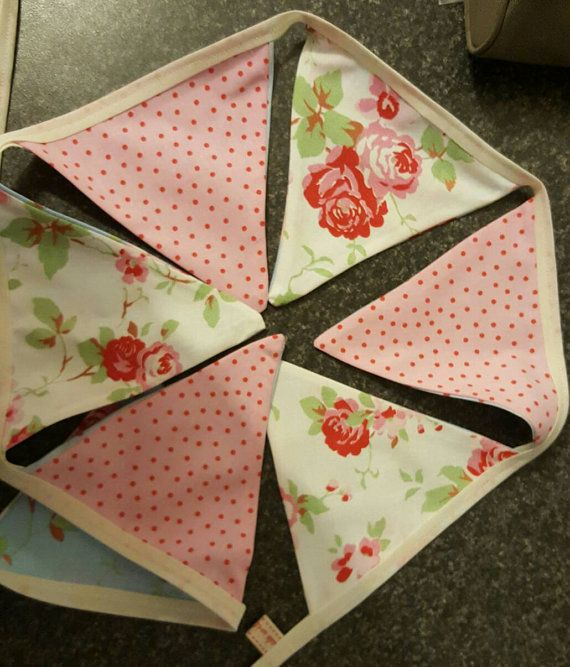 Check out this item in my Etsy shop https://www.etsy.com/uk/listing/505635909/floral-pinks-and-blues-with-spots-shabby