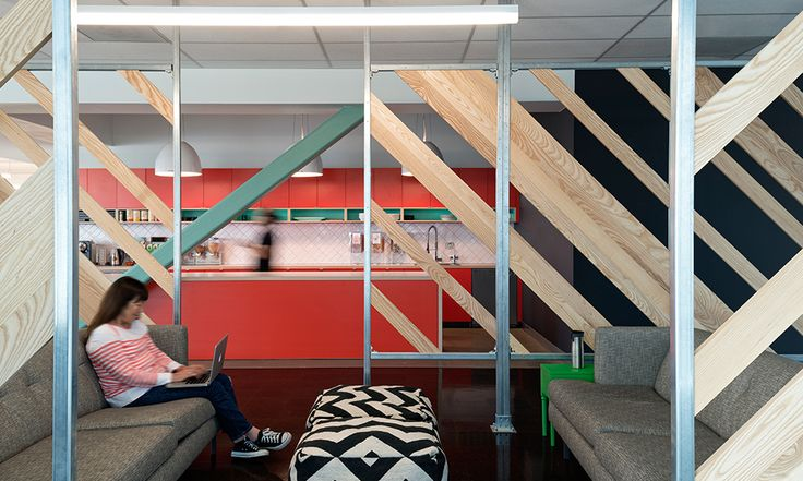 Plywood walls Evernote | O+A