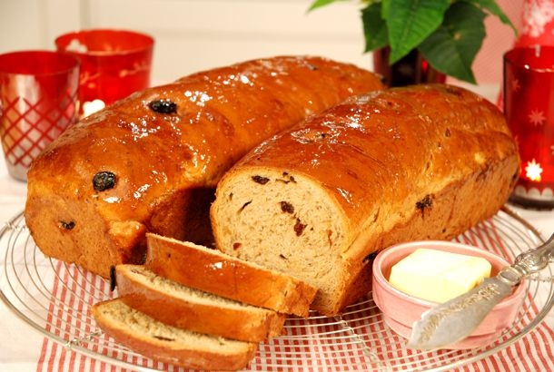 Leilas recept på vörtbröd, ett underbart kryddigt bröd som doftar jul! Ungstemperaturen gäller för varmluftsugn.