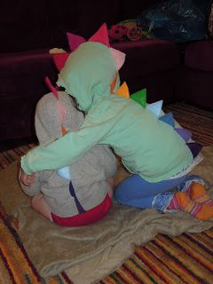 My Raina Sunshine: Rawr! Rainbowsauraus Rex Hoodies