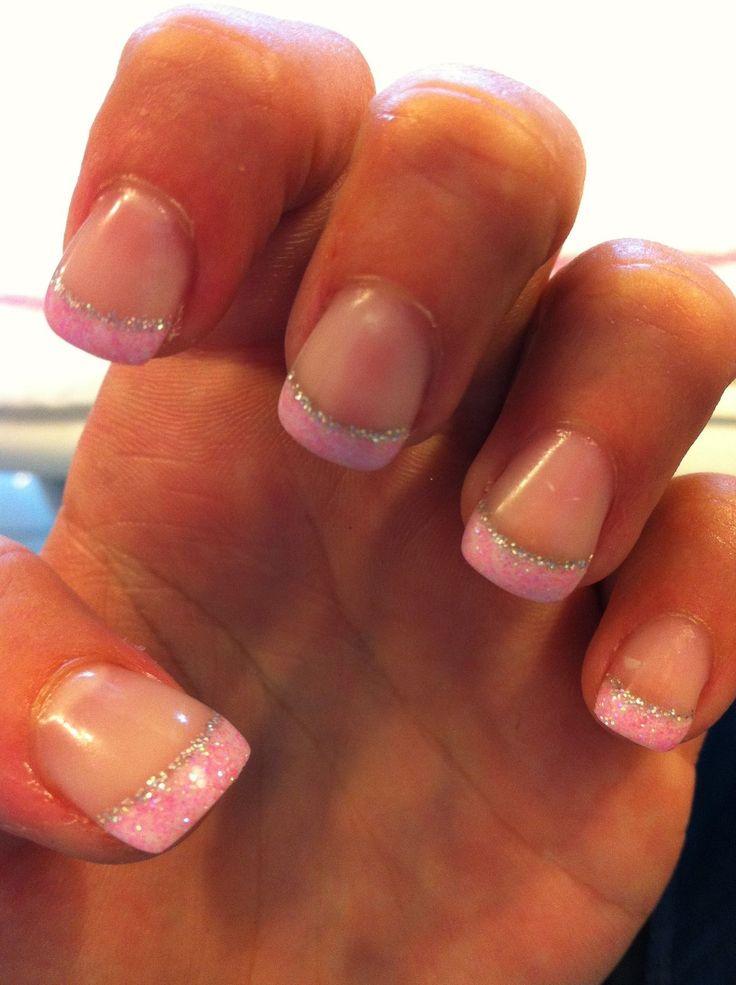 Simple, Pink Gel
