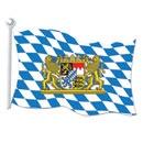 BAVARIAN FLAG CUTOUT