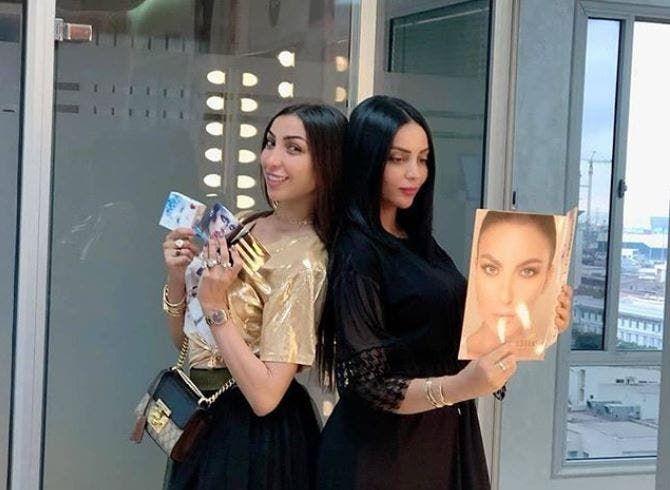 الحكم بسجن دنيا بطمة وشقيقتها في قضية حمزة مون بيبي تفاصيل Mirror Selfie Selfie Mirror