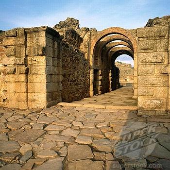 Ampitheater  Merida, Spain