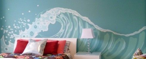 How to paint a mural: The best guide - A complete step by step guide to get you started painting your own murals!