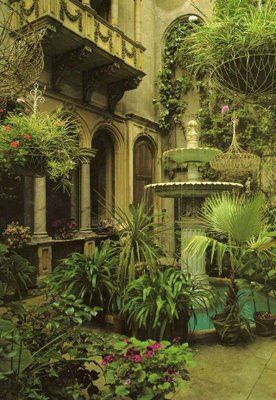 Conservatory at Flintham Hall
