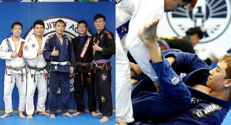 """Midnight TV Entertainment"" covers BIGBANG Seungri's jiu-jitsu hobby"