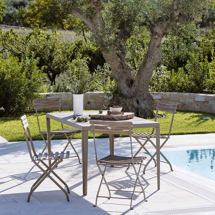 Ethimo Laren Dining Table Large  garden  outdoor  furniture  summer. 75 best In the Garden images on Pinterest   Designer outdoor