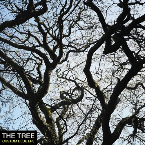Custom Blue.. EP3 'The Tree' which is a really special release for all of us at HH.