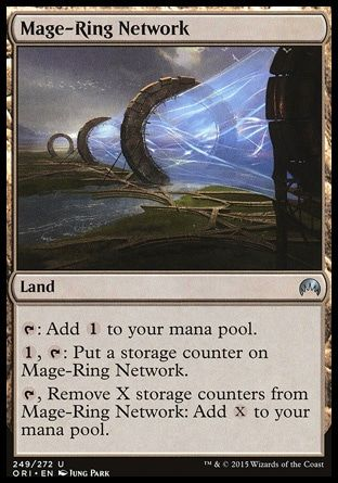 Mage-Ring Network