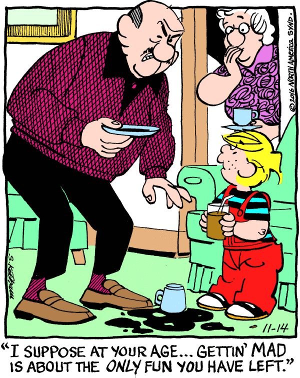 Dennis the Menace for 11/14/2016