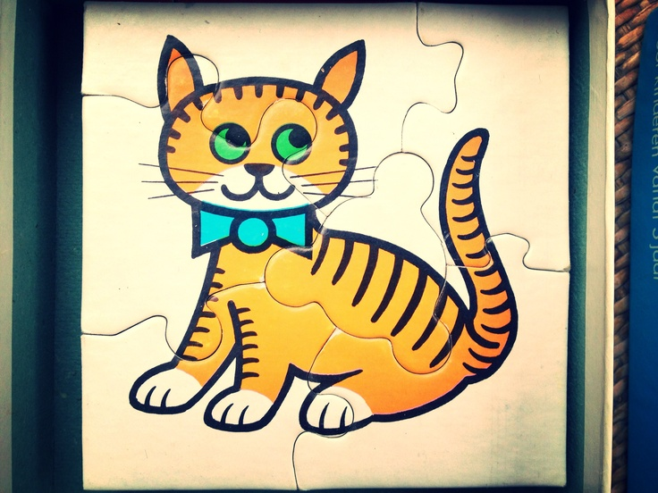 NurseryTime cat puzzle