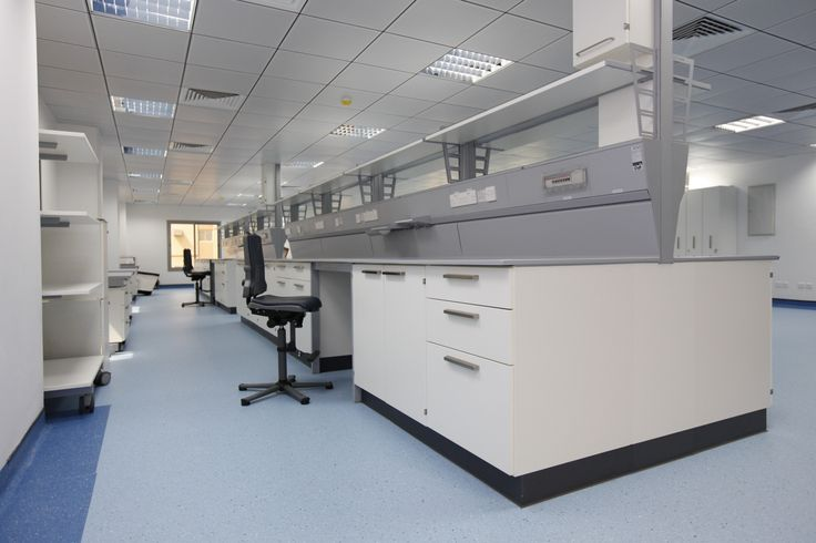 Fresh Laboratory Benches and Cabinets