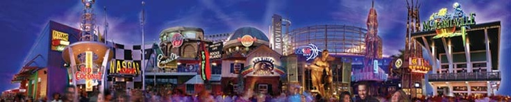 Universal Orlando & CityWalk