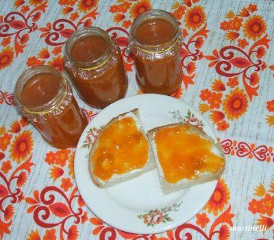 Sárgabarack dzsem - Kajszibarack dzsem (ahogy tetszik) | Egészséges ételek - egészségesen elkészítve
