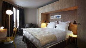 L'Hôtel Le Val Thorens, un refuge douillet 4 étoiles à Val Thorens  www.valthorens.com #ValThorens #LeValThorens #Hotel4
