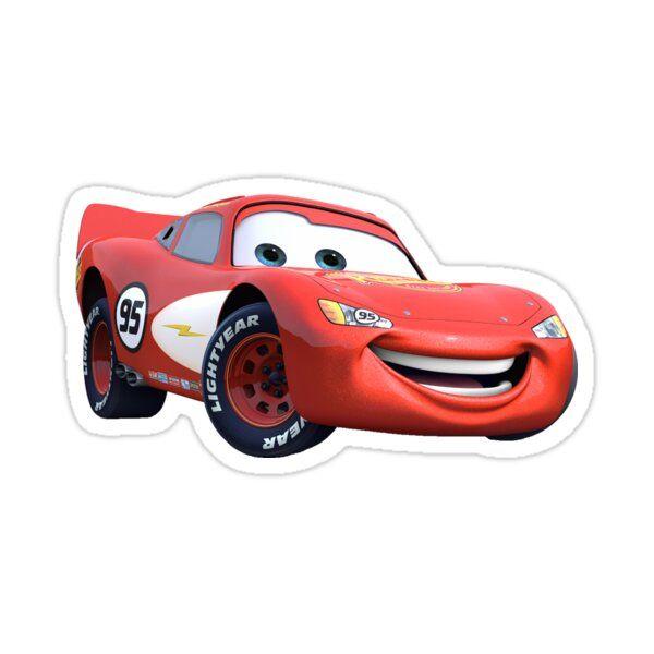 Lightning Mcqueen Radiator Springs Sticker By Cgrayzer In 2021 Lightning Mcqueen Disney Cars Disney Cars Party