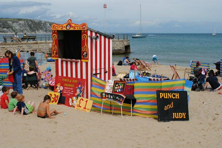Weymouth Beach, (brought back many childhood memories) Dorset U.K.
