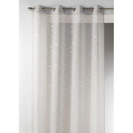 les 25 meilleures id es concernant voilage vitrage sur pinterest rideau vitrage voilage lin. Black Bedroom Furniture Sets. Home Design Ideas