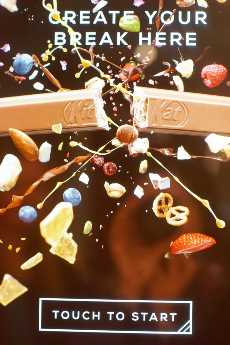 HOT: KitKat Chocolatory, Level 1, Melbourne Central, Cnr Latrobe and Swanston St, Melbourne http://tothotornot.com/2016/10/kitkat-chocolatory-melbourne/