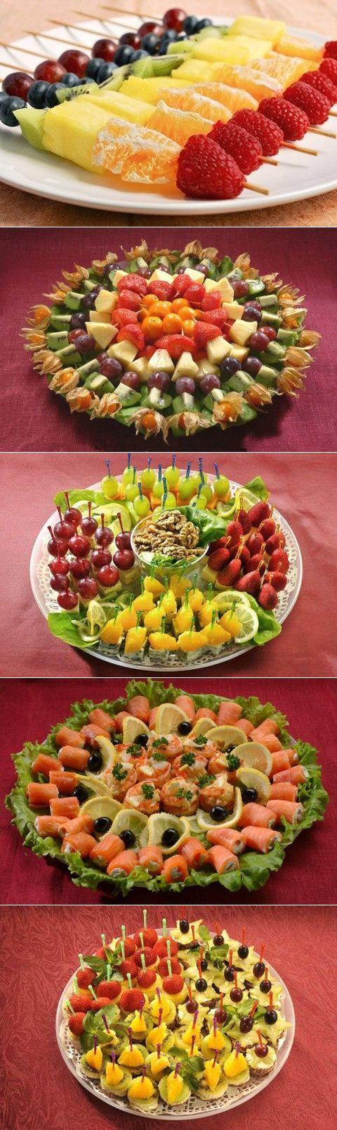 Las variantes de las colaciones en shpazhkah