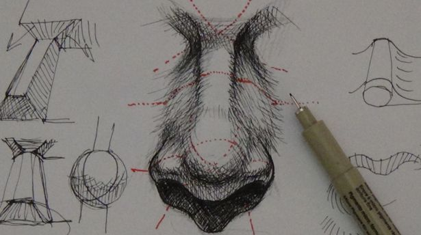 25 профессиональных уроков по рисованию человека