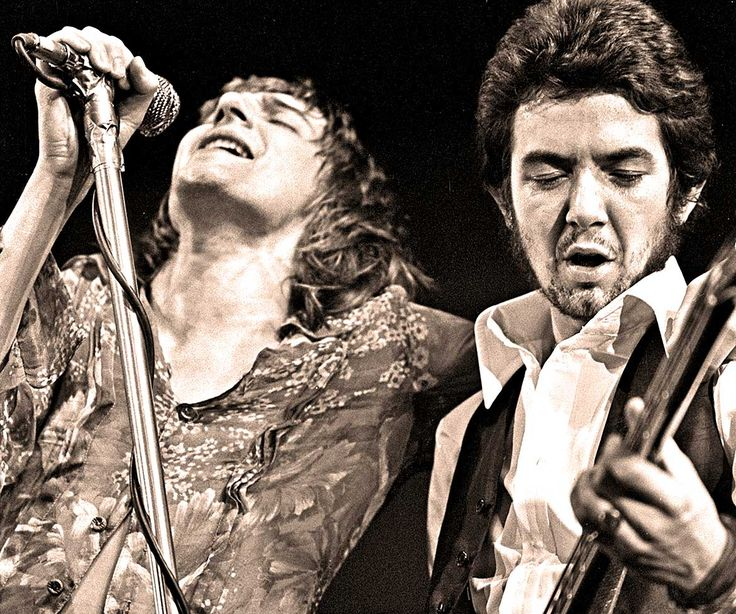 Rod Stewart and Ronnie Lane, Face.