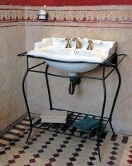 Lavabo de baño forja Mod. CHICAGO