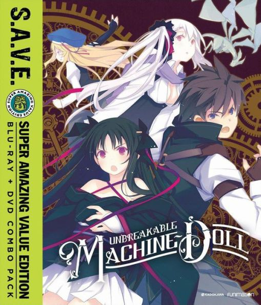 Unbreakable Machine-Doll: Complete Series - Save
