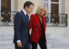 Brigitte Macron Opens Up On The Age Gap Between Her And French President Emmanuel Macron