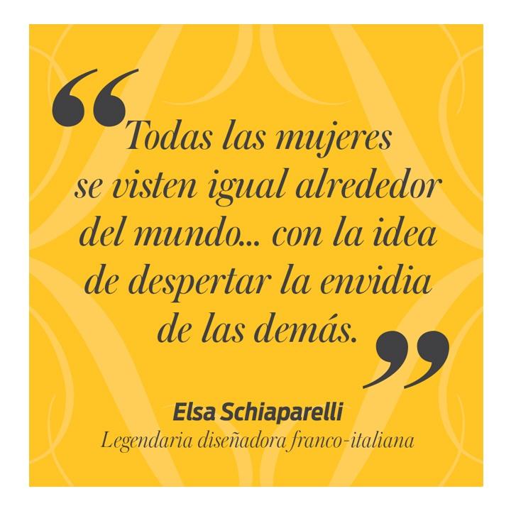 Elsa Schiaparelli - El Palacio de Hierro