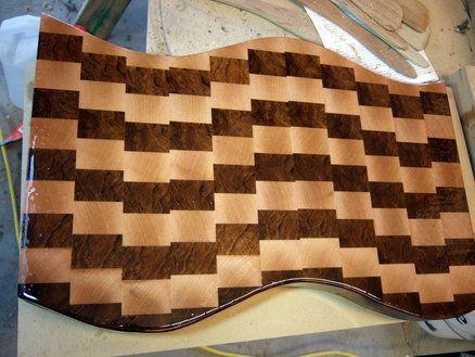 Awesome cutting board.