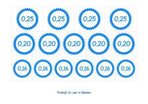 breuken decimalen kommagetallen 15 300x212 problemen met rekenen dyscalculie beelddenken basisschool