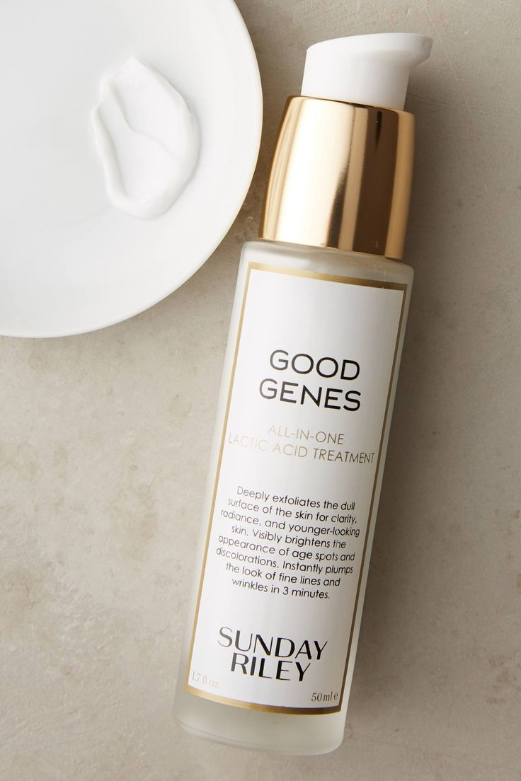 Slide View: 1: Sunday Riley Good Genes All-In-One Lactic Acid Treatment, 1.7 oz.