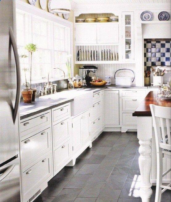 Kitchen Design Grey Floor: 17 Best Slate Floor Room Designs Images On Pinterest