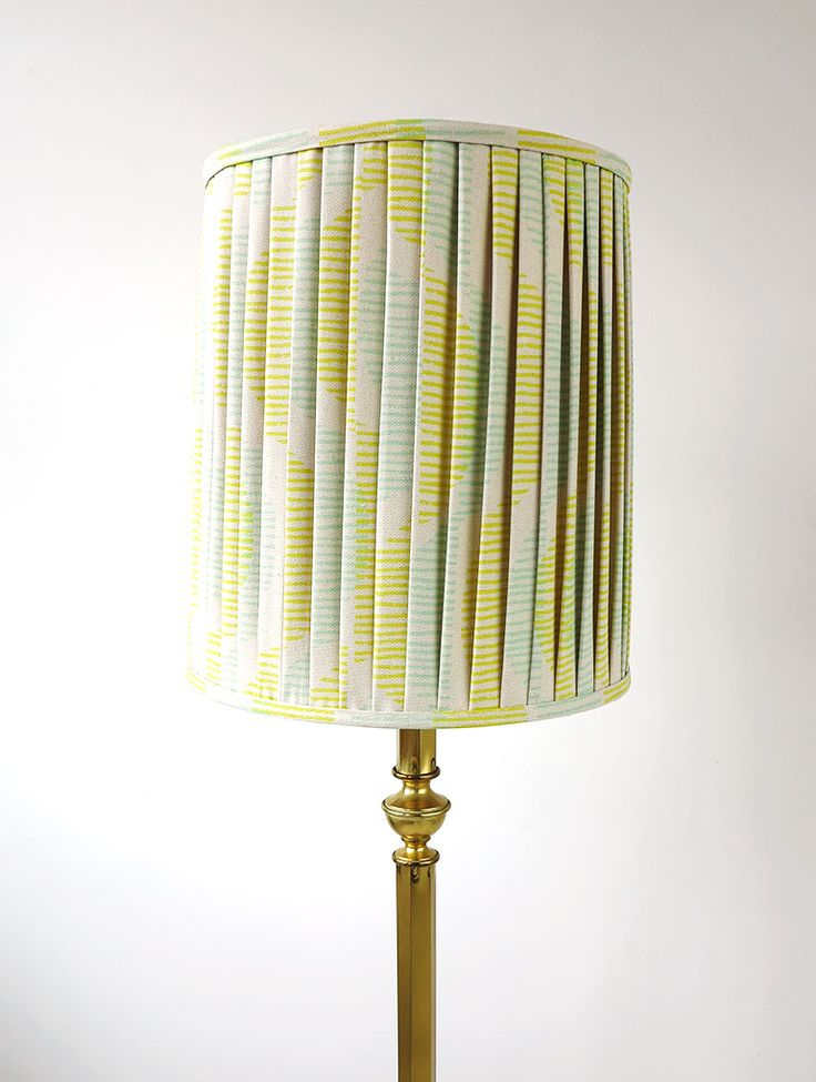 Pleated Lampshade by Space for Life for Skinny LaMinx