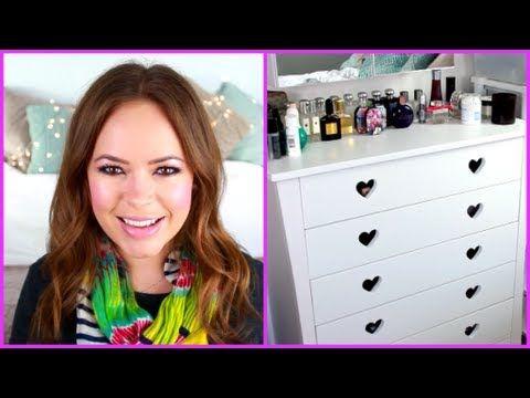 My Makeup Collection  Storage | Tanya Burr - http://www.box-of-fashion.com/my-makeup-collection-storage-tanya-burr/