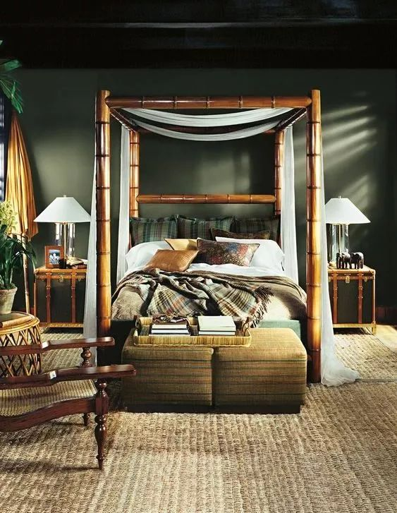 les 25 meilleures id es de la cat gorie chambre marron sur pinterest chambre rouge fonc. Black Bedroom Furniture Sets. Home Design Ideas