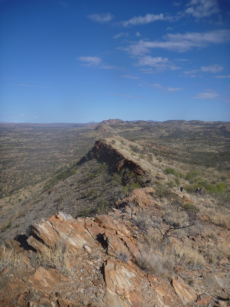 Larapinta trail, Northern Territory