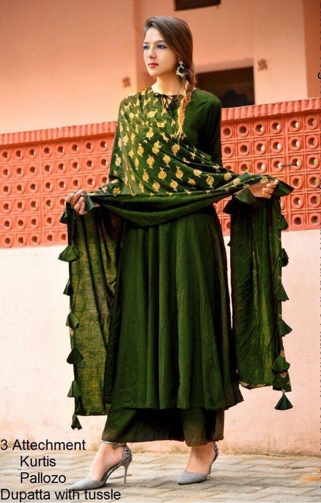 4bf1bc3f8db .wedding drees suit indain pakistani Pure organic heavy rayon saree salwar  kamez .