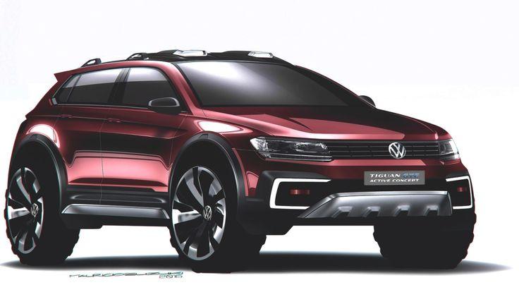VW TIGUAN skt by Mauricio Suzuki