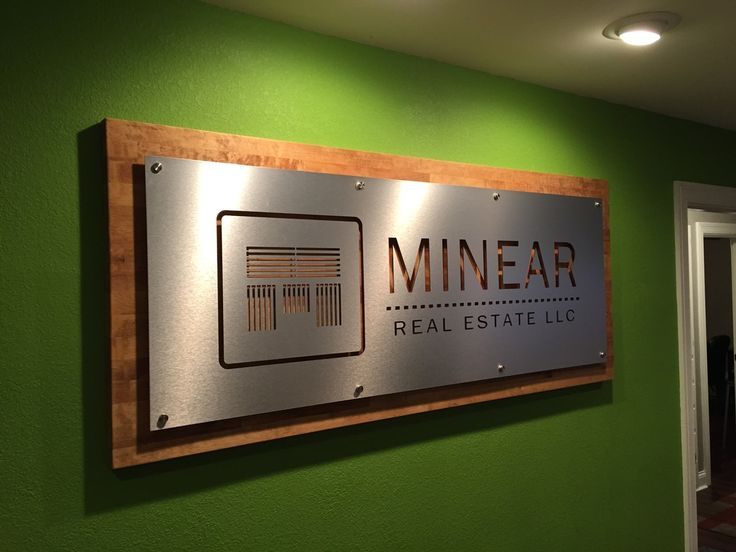 Professional, eye-catching signs generate business and brand recognition for new clients.